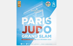 PARIS GRAND SLAM 2020 : BENEVOLONTAIRES